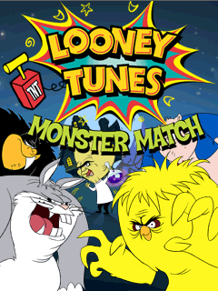 Tải Game Looney Tunes Monster Match Hack Free Shop