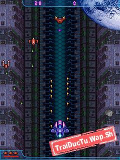 Game Galaxy Raiden - Máy bay chiến đấu