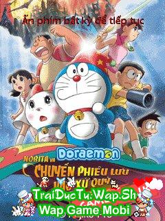Game Doraemon - Lạc Vào Xứ quỷ Crack Việt Hóa Miễn Phí